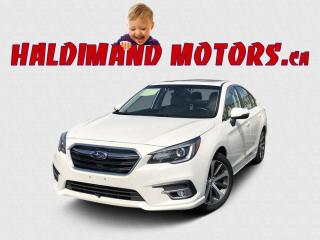 Used 2018 Subaru Legacy LIMITED AWD for sale in Cayuga, ON