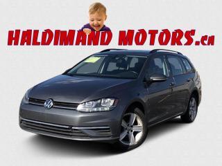 Used 2019 Volkswagen Golf Sportwagen Comfortline 4motion for sale in Cayuga, ON