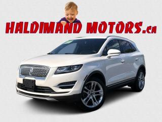 Used 2019 Lincoln MKC Reserve AWD for sale in Cayuga, ON