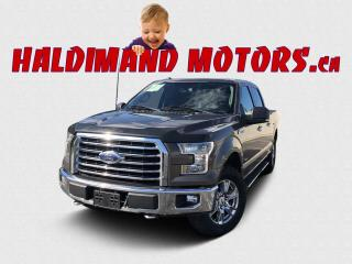 Used 2016 Ford F-150 XLT XTR Crew 4WD for sale in Cayuga, ON