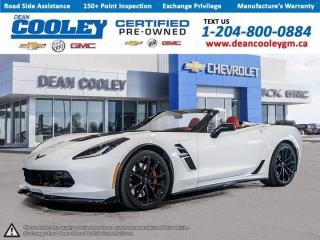 Used 2019 Chevrolet Corvette Grand Sport 2LT for sale in Dauphin, MB