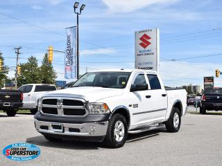 Used 2017 RAM 1500 ST Crew Cab 4x4 for sale in Barrie, ON