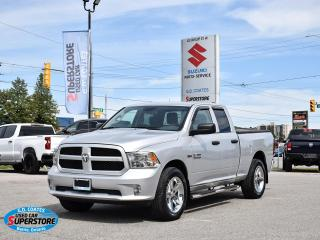 Used 2017 RAM 1500 Express for sale in Barrie, ON
