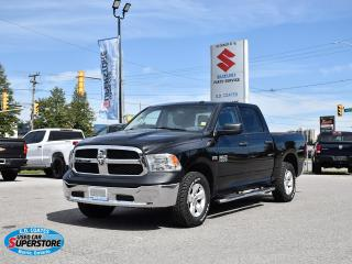 Used 2017 RAM 1500 ST for sale in Barrie, ON