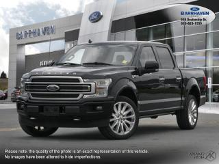 Used 2019 Ford F-150 Limited  for sale in Ottawa, ON