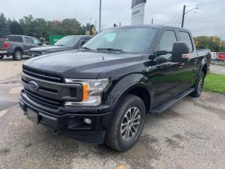 Used 2019 Ford F-150 XLT for sale in New Hamburg, ON