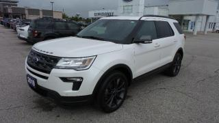 Used 2019 Ford Explorer XLT for sale in New Hamburg, ON