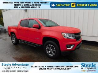 Used 2017 Chevrolet Colorado CREW 4WD Z71-REMOTE START-B/UP CAMERA- KEYLESS!!! for sale in Kentville, NS