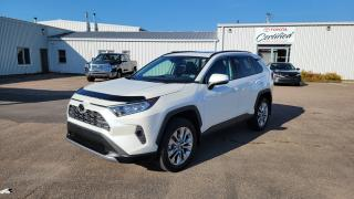 New 2021 Toyota RAV4 Limited AWD RAV4 LIMITED AWD for sale in Port Hawkesbury, NS