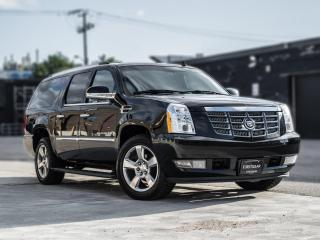 Used 2008 Cadillac Escalade ESV | ROOF | REMOTE STARTER | LOW KM | GREAT CONDI for sale in Toronto, ON