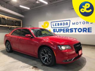 Used 2017 Chrysler 300 S ALLOY EDITION * Navigation * Dual-pane panoramic sunroof * Heated Leather Seats * Apple CarPlay Google Android Auto * Alloy Edition floor mats Dark for sale in Cambridge, ON