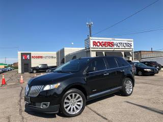 Used 2011 Lincoln MKX AWD - NAVI - PANO ROOF - LEATHER - REVERSE CAM for sale in Oakville, ON