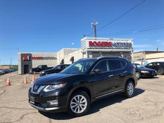 Used 2017 Nissan Rogue SV AWD - 7 PASS - NAVI - PANO ROOF - 360 CAMERA for sale in Oakville, ON