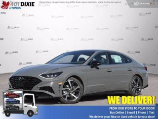 New 2022 Hyundai Sonata SPORT for sale in Mississauga, ON