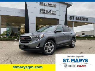 Used 2019 GMC Terrain SLE AWD for sale in St. Marys, ON