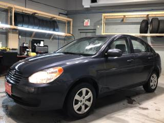 Used 2011 Hyundai Accent Keyless Entry * Cruise Control * Automatic Window * Rear Child Door Locks * Child Seat Anchors * Manual Folding Mirrors * Climate Control * Traction C for sale in Cambridge, ON