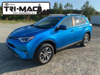 Used 2016 Toyota RAV4 XLE HYBRID for sale in Port Hawkesbury, NS
