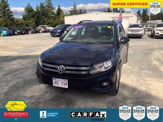 Used 2014 Volkswagen Tiguan Highline 4MOTION for sale in Dartmouth, NS