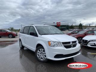 Used 2019 Dodge Grand Caravan CVP/SXT REVERSE CAMERA, SXM, HANDS FREE for sale in Midland, ON