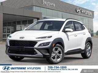 New 2022 Hyundai KONA 2.0L FWD Preferred for sale in Barrie, ON