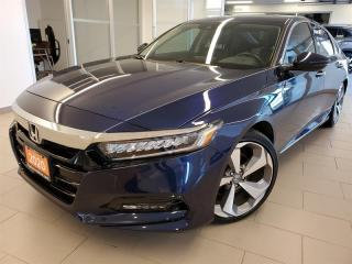 Used 2020 Honda Accord Sedan Touring CVT for sale in Orleans, ON