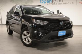 Used 2020 Toyota RAV4 AWD XLE for sale in Richmond, BC