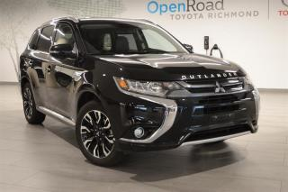 Used 2018 Mitsubishi Outlander Phev GT S-AWC for sale in Richmond, BC