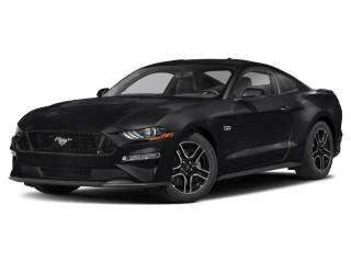 New 2021 Ford Mustang GT for sale in Chatham, ON