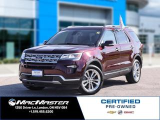 Used 2019 Ford Explorer LIMITED for sale in London, ON