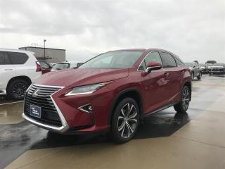 Used 2016 Lexus RX 350 8A for sale in Richmond, BC