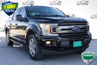 Used 2018 Ford F-150 XLT LOW MILEAGE CREW CAB for sale in Innisfil, ON