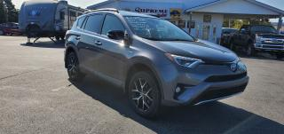 Used 2017 Toyota RAV4 se for sale in Mount Pearl, NL