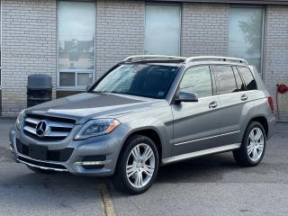 Used 2015 Mercedes-Benz GLK-Class GLK 250 BlueTec Navigation /Pano Sunroof/Camera for sale in North York, ON