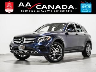 Used 2018 Mercedes-Benz GLC-Class GLC 300 for sale in North York, ON