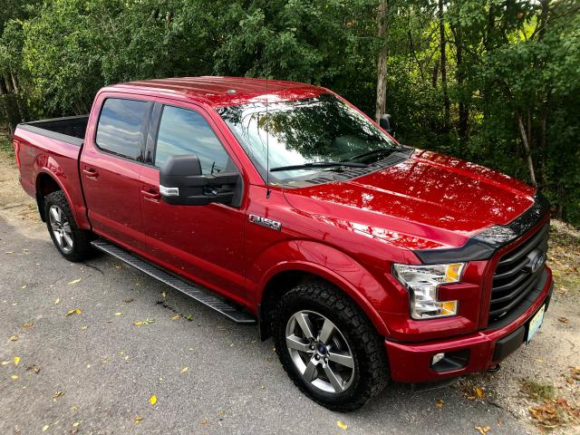 2016 Ford F-150 XLT SPORT FX4 with only 80200 km