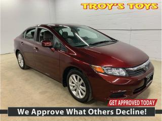 Used 2012 Honda Civic EX for sale in Guelph, ON