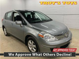 Used 2008 Nissan Versa 1.8 SL for sale in Guelph, ON