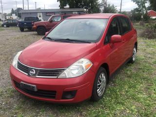 Used 2007 Nissan Versa S for sale in Cambridge, ON