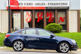 Used 2011 Chevrolet Cruze LT | Turbo | Auto | Power Group | Alloys for sale in Oshawa, ON