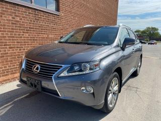 Used 2013 Lexus RX 350 NAVIGATION/CAMERA/LEATHER/SUNROOF for sale in Oakville, ON