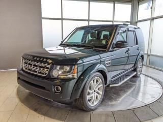 Used 2015 Land Rover LR4 for sale in Edmonton, AB