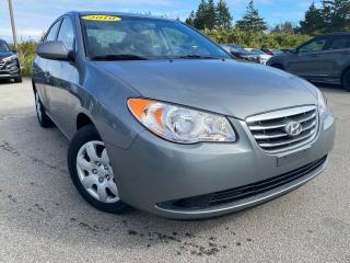 Used 2010 Hyundai Elantra GL for sale in Dayton, NS