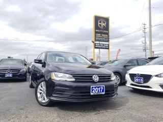 Used 2017 Volkswagen Jetta No Accidents | 1.4 TSI |WolfsburgEdition|Certified for sale in Brampton, ON