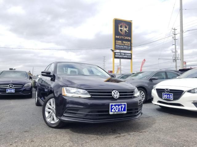 2017 Volkswagen Jetta No Accidents | 1.4 TSI |WolfsburgEdition|Certified