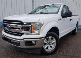 Used 2019 Ford F-150 XL 5.0L V8 Long Box for sale in Kitchener, ON