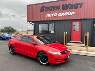 Used 2010 Honda Civic EX-L|Htd Lthr Seats|Sunroof|Cruise|A/C|Spoiler for sale in London, ON