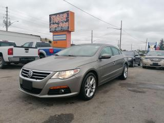 Used 2011 Volkswagen Passat Sportline*LEATHER*AUTO*4 CYLINDER*CERTIFIED for sale in London, ON
