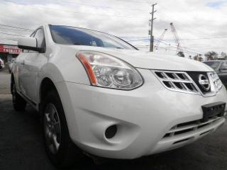 Used 2011 Nissan Rogue S for sale in Brampton, ON