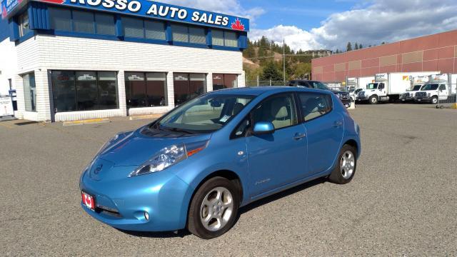2011 Nissan Leaf SL- ELECTRIC