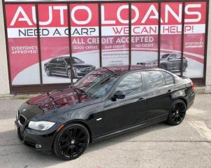 Used 2011 BMW 3 Series 323i-ALL CREDIT ACCEPTED for sale in Toronto, ON